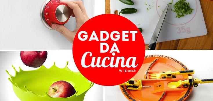 Strani e utili: i gadget da cucina