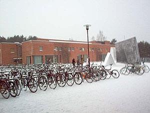 The University of Eastern Finland, Jonesuu