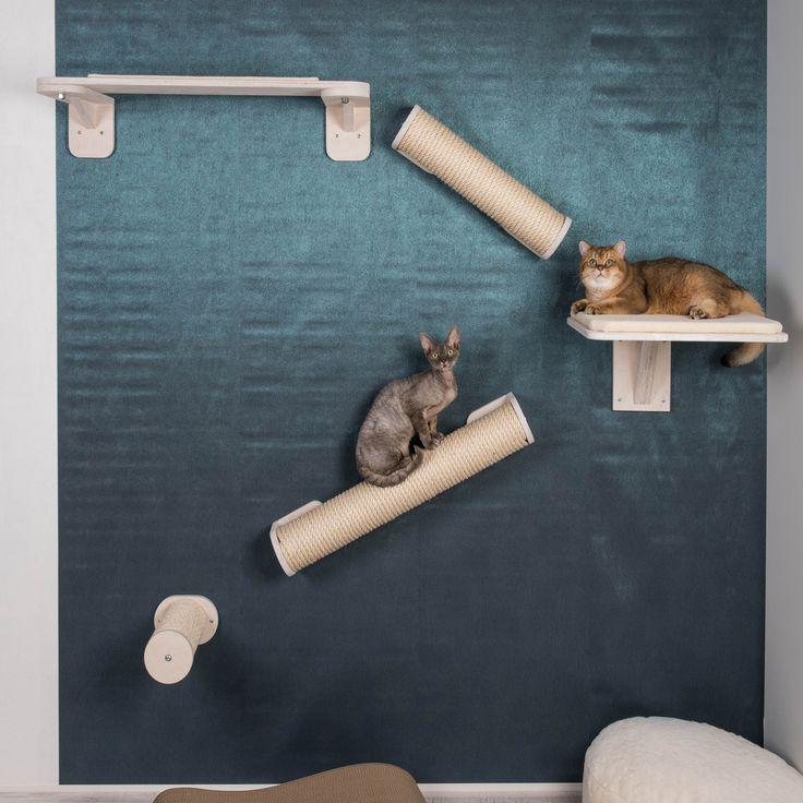 die besten 25 katzenm bel ideen auf pinterest katzen. Black Bedroom Furniture Sets. Home Design Ideas
