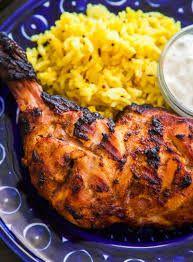 Image result for Tandoori chicken
