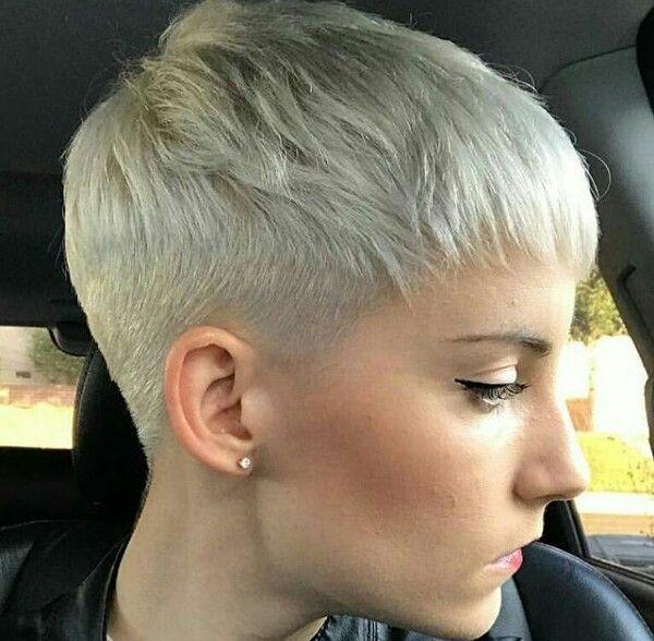 128 besten Kapsels 96 Blond Haar Bilder auf Pinterest