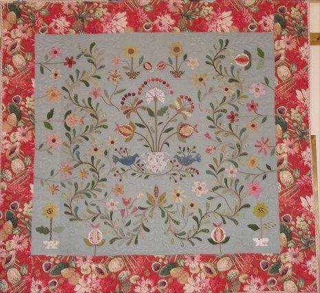 Stevie's Garden--Patchwork on stonleigh