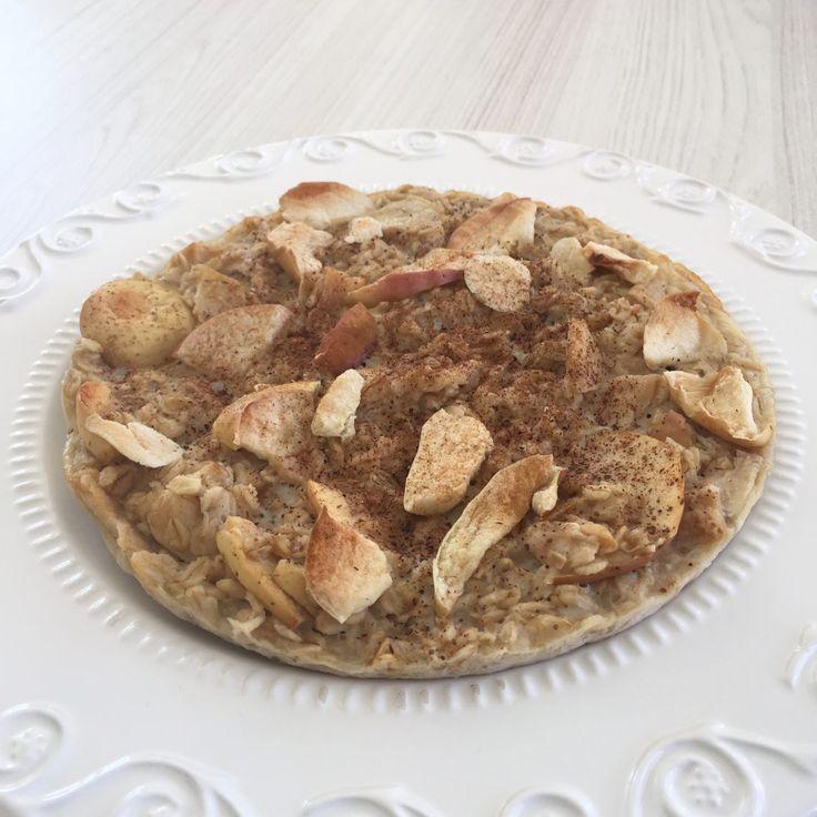 Budín de manzana - Rocío Suárez Eytel