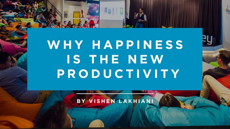 Why Happiness is the New Productivity (The Story of Mindvalley)