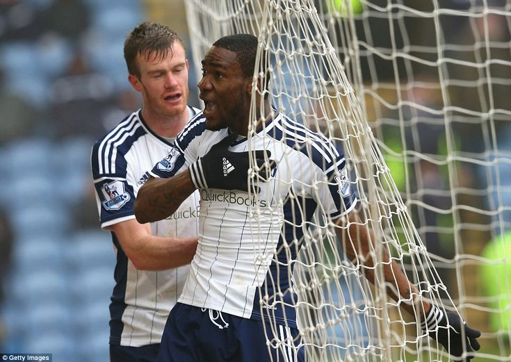 Burnley 2-2 West Brom: MATCH REPORT #dailymail