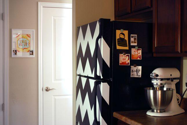 15 Ways to Make Ugly Appliances Cute via Brit + Co