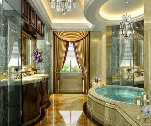 147 best Baos de lujo images on Pinterest Bathroom Bathrooms and