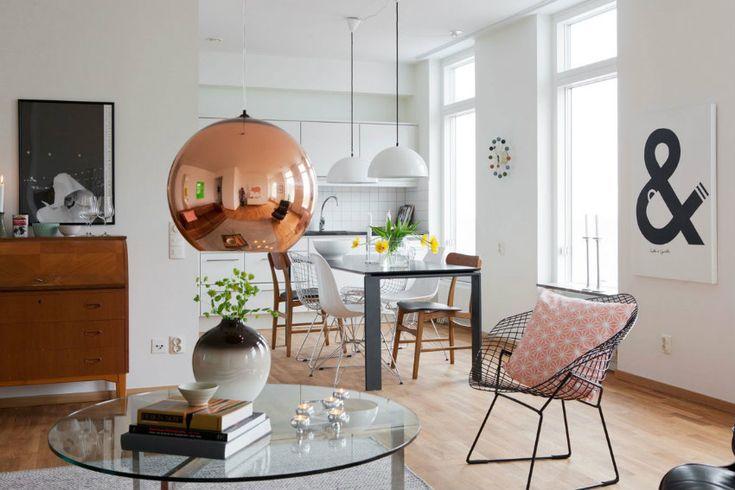 Mid-Century Modern Interior Decor Ideas   www.essentialhome.eu/blog   #midcentury #homedecor #furniture