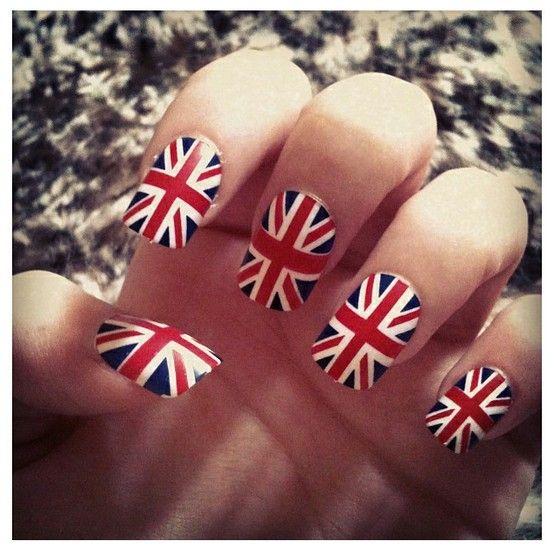 British nails <3