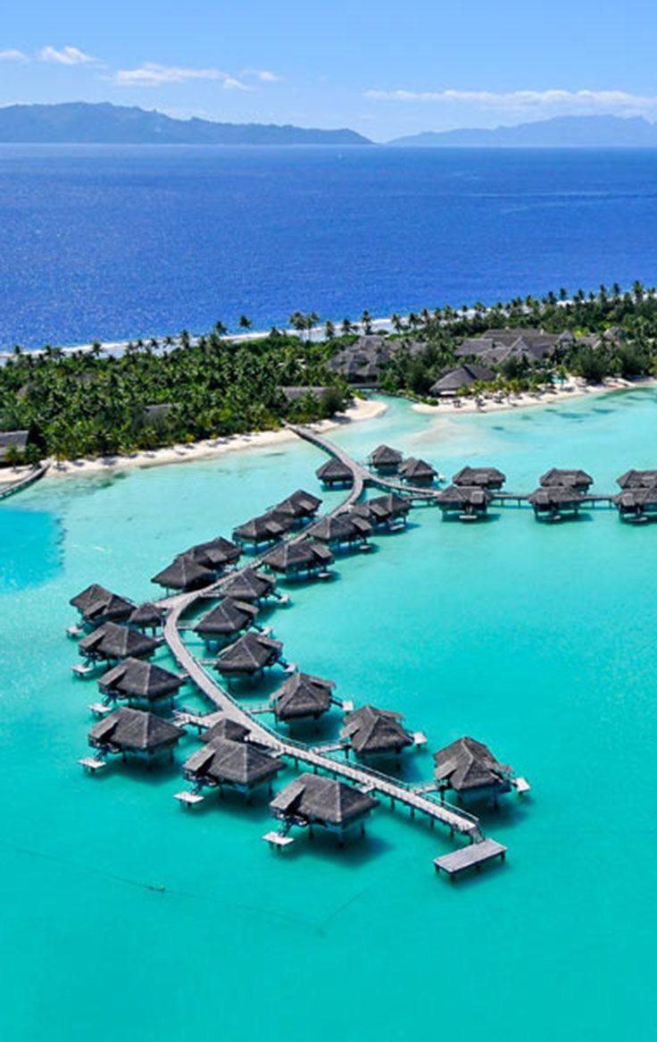 InterContinental Bora Bora Resort & Thalasso Spa is nominated as one of the…