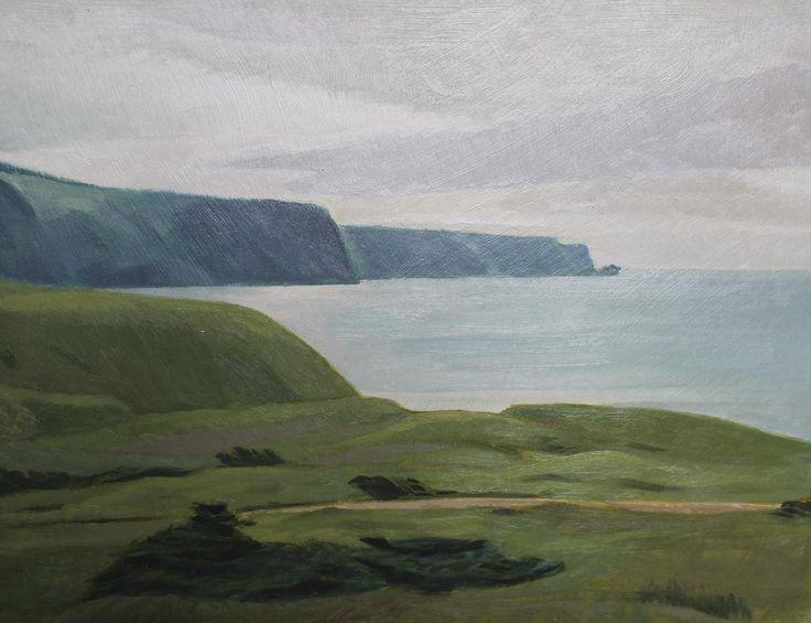 Alan Collier; Gull Island Point