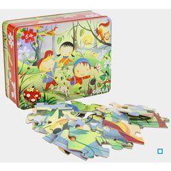 Puzzle Forêt 54 pièces - DIS53432 GOULA