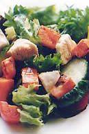 Chicken and Sweet Potato Salad Recipe - weightloss.com.au