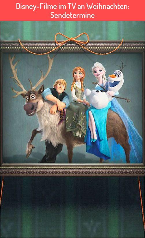 Disney Filme Weihnachten