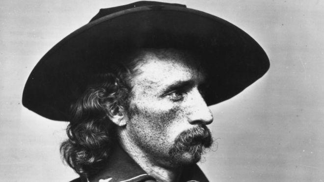 Lt Col George Custer