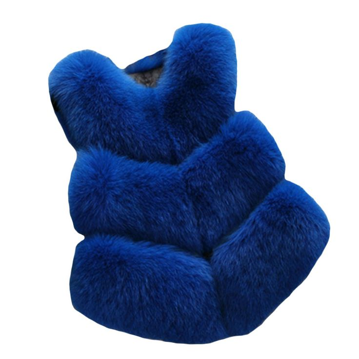 New fashion 2015 women winter short rex rabbit faux fur vest solid sleeveless v-neck fox fur thicken outwear coats WV111