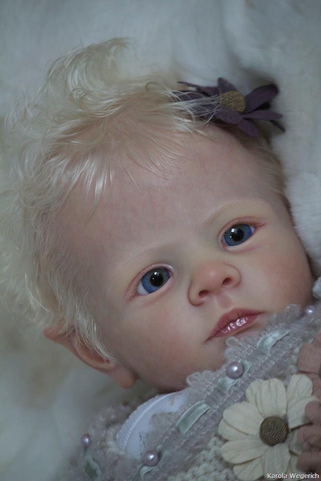 Reborn Kit Elf Ira By Karola Wegerich Beautiful And Elves