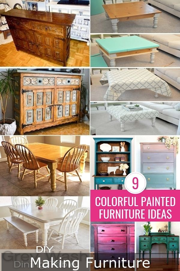 Build Your Own Furniture Plans Simple Woodwork Designs Making Wooden Furniture Plans In 2020 Wooden Furniture Plans Diy Furniture Painted Furniture