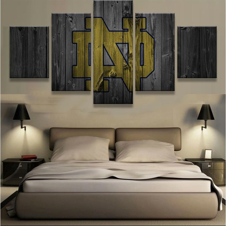 Notre Dame 5 Piece Canvas – Paragon Apparel