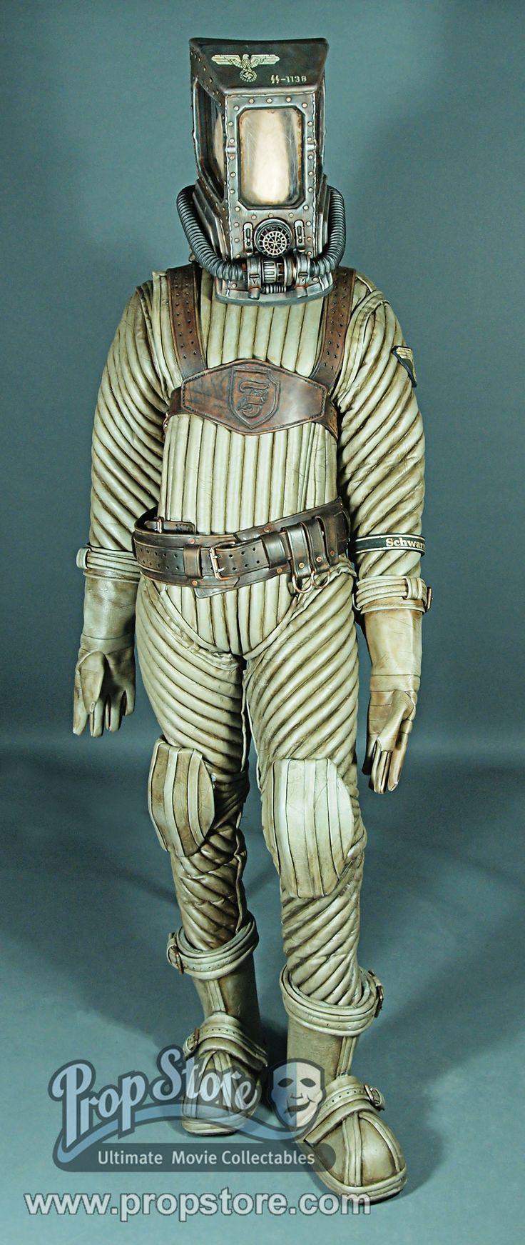 nazi space suits - photo #12