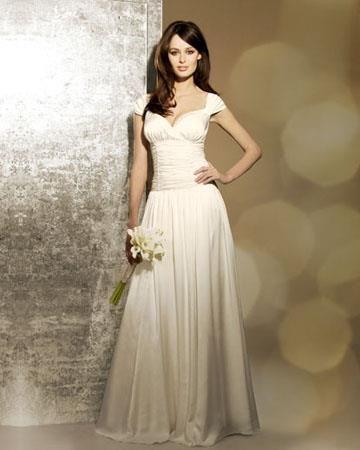 Свадебное платье для второго замужества