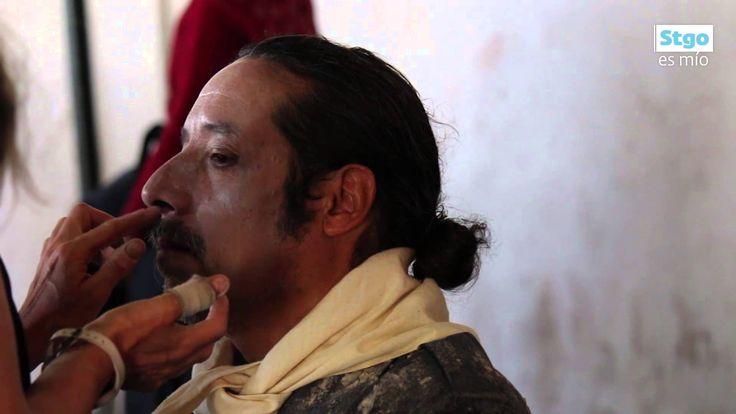 Testimonio Pedro Contreras en Doctor Dapertutto