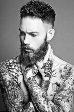 Awesome 17 Best Images About Beards On Pinterest Pipe Smoking Cool Hairstyles For Women Draintrainus