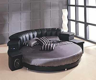 68 Best Sängen Images On Pinterest Round Beds Bedroom Ideas And  - Round Beds