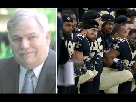 NFL Saints Players Make Navy Veteran Pay After He Refused To Accept 'Tai...