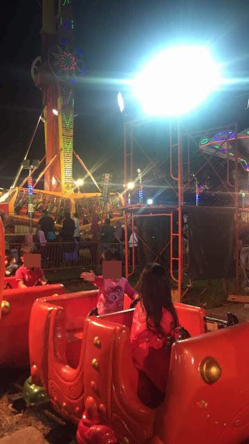 Wanita Kongsi Kejadian Mistik Yang Berlaku di Funfair Port Dickson