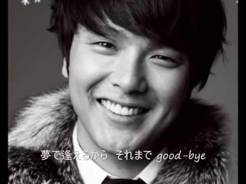 「promise」Park Yong Ha パク・ヨンハ