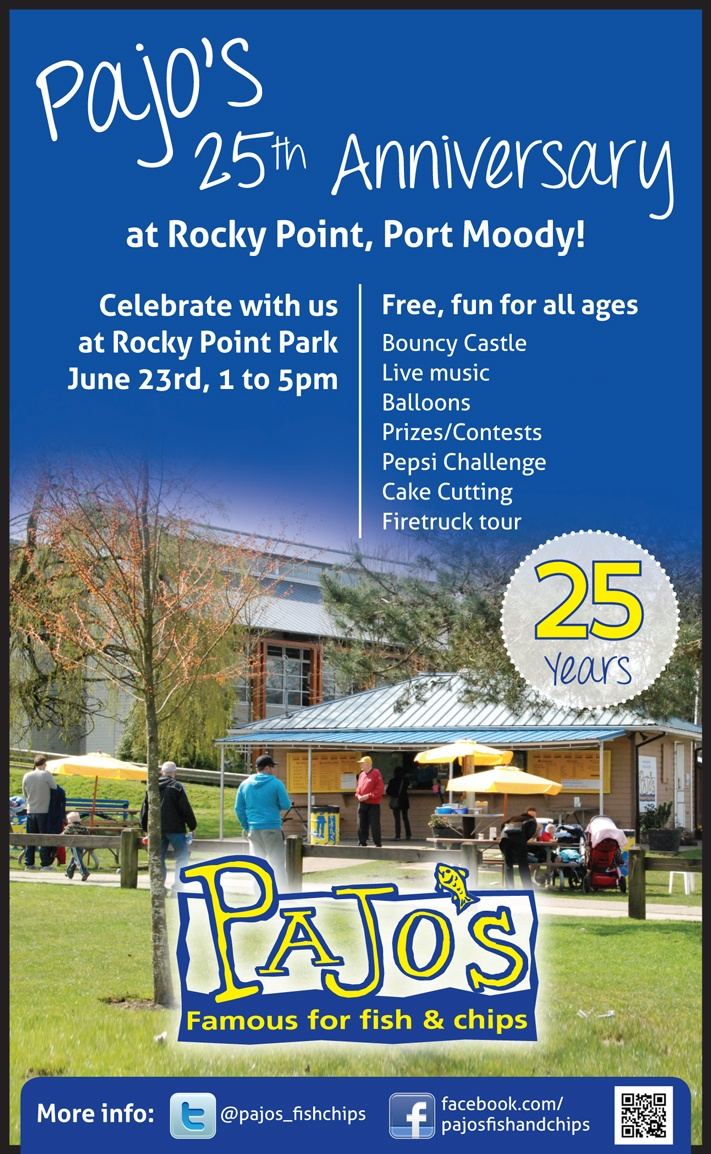 WOOT WOOT! Repin please.  Pajo's Rocky Point 25th Birhday Party on June 23rd.    Come down for FREE FUNs!    WOOT WOOT   https://www.facebook.com/events/430669236954935/permalink/430669250288267/?ref=notif_t=like