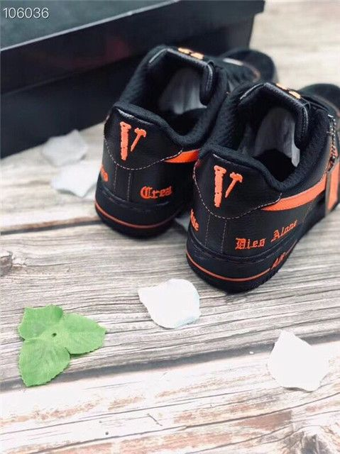 competitive price 7ea48 40ca5 Mens Nike X VLONE Air Force 1 SG81