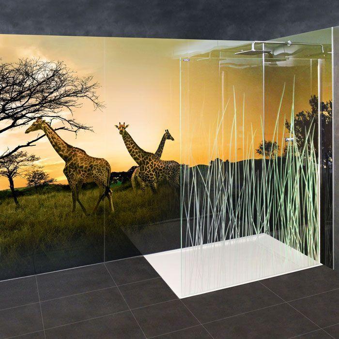 Duscholux Panelle Enlight Duschruckwand 11 Mm Mit Individuellem Motiv Duschmeister De Duschruckwand Dusche Hausrenovierung