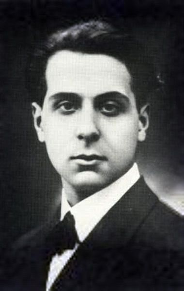 George Seferis (Giorgos Seferiades) (March 13, 1900 - September 20, 1971) Greek poet and winner of the Nobel Prize for Literature in 1963.