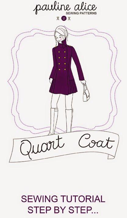 Quart Coat de pauline alice !!!!!!!!!!!!!!!!!!!!!!!!!!!!!!!!!!!!!!!!!!!!