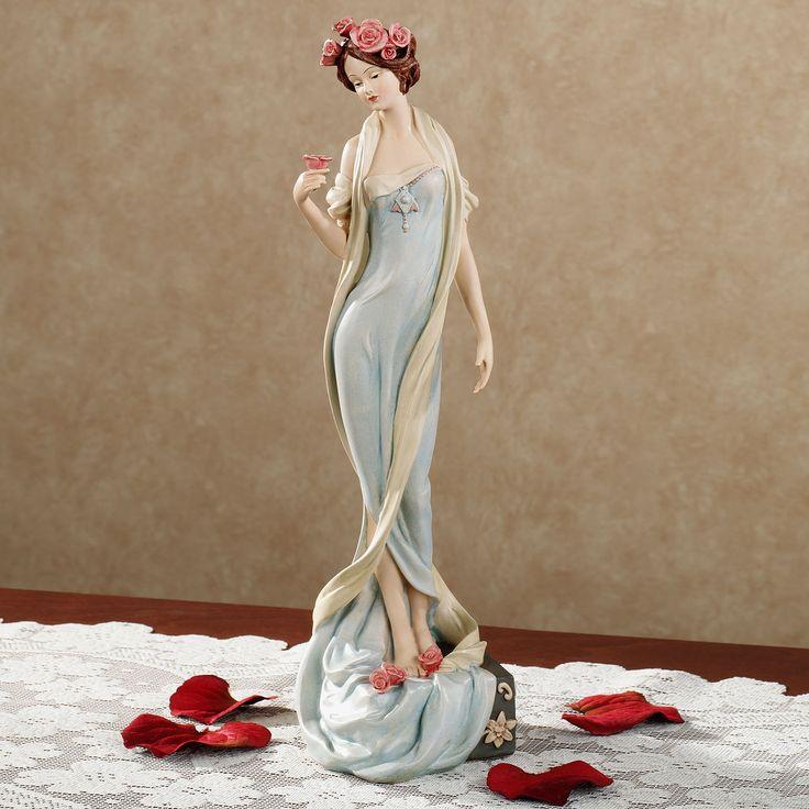Элегантные леди. Коллекционные фарфоровые  статуэтки