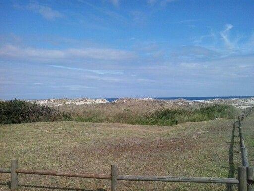 Praia de Barrañan