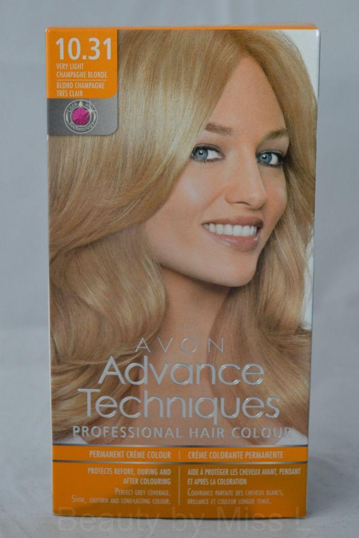 AVON Advance Techniques Professional Hair Colour | Avon ...