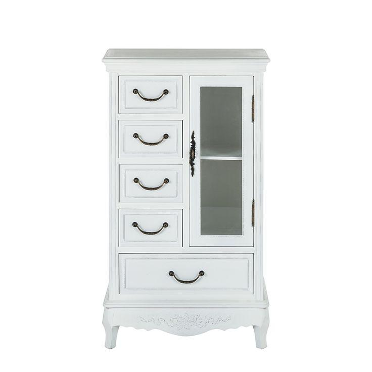 schrank belleville mit 5 schubladen und glast r konyha kitchen k che pinterest. Black Bedroom Furniture Sets. Home Design Ideas