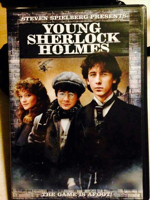 A commentary on the adventure movie young sherlock holmes directed by barry levinson