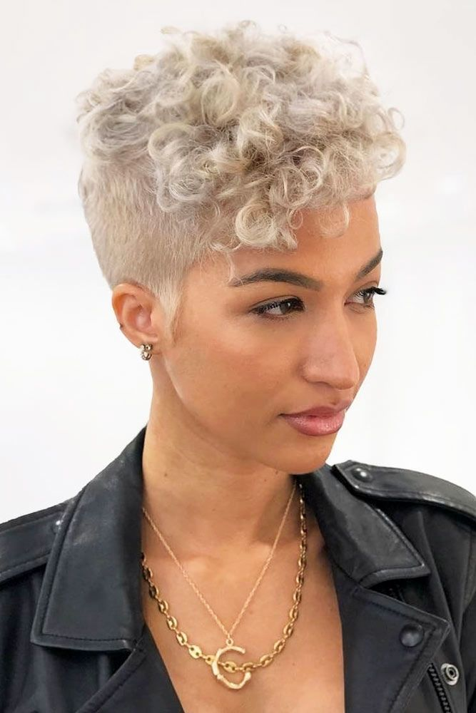 55 Beloved Short Curly Hairstyles For Women Of Any Age Lovehairstyles Short Curly Hairstyles For Women Curly Hair Styles Short Curly Hair