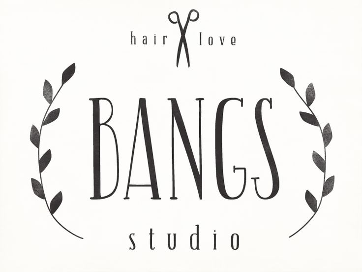 bangs salon draft 3 - Design Names Ideas