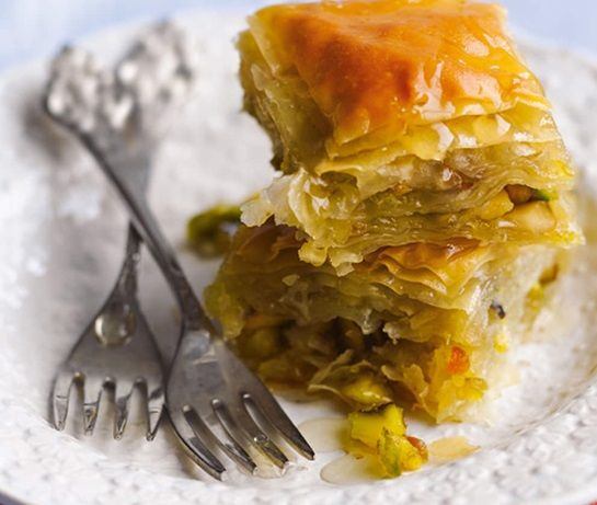 Baklava | ASDA Recipes