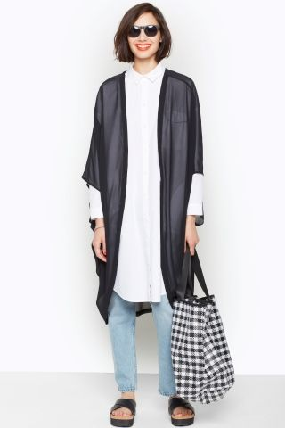 Monki |  Jackets & coats | Farida kaftan
