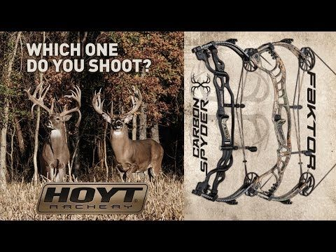 ▶ Hoyt Archery - WHICH ONE DO YOU SHOOT? - YouTube