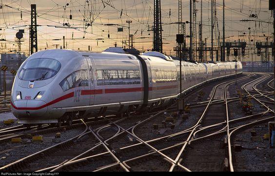 Photo Deutsche Bahn AG ICE 3 at