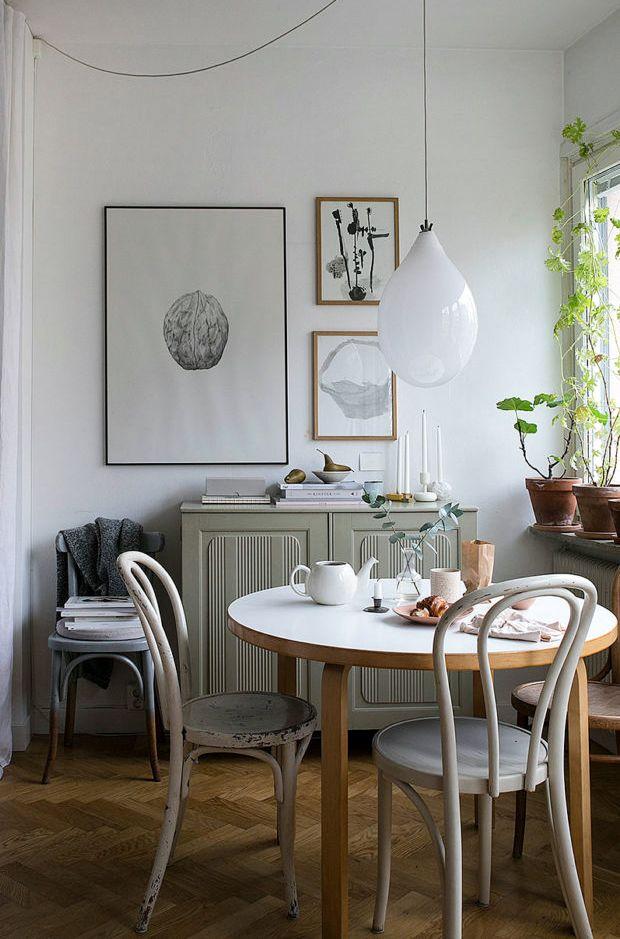 14 snygga och annorlunda sätt att styla fönstren | ELLE Decoration