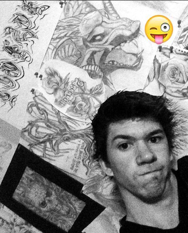 #art #myart  #drawings #pencil #quicksketches #artist #artistic #skulls #drawings #fantasy #madness  #follow to see more of my creative ideas. :) #skullsandroses #roses #weepingwillowtree #cursive #oldenglishtext #hellhounds #fantasyart #inspire
