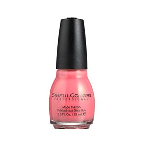 PINCHme Free Sample - Sinful Colors Nail Polish Sinful Colors - hundreds of sinfully irresistible shades, all developed by a team of retail beauty experts, and a network of industry color advisors.